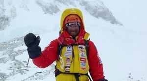 """Friss: Klein visszafordult - meghiúsult a Mount Everest """"meghódítása"""""""