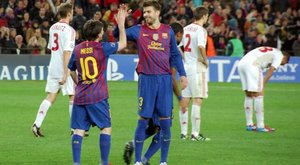 Botrány!Pique Shakira miatt van letiltva Messi lagzijáról