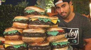 15 ezer kalória percek alatt? Ő itt képes elpusztítani