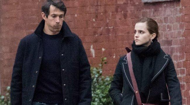Emma Watson eljegyzi a fiúját