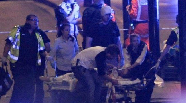 Londoni terror: brutális képek a merényletről - egy ember kómában