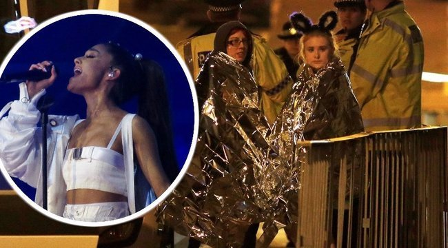 Terror Nagy-Britanniában: Ariana Grande megtartja a vasárnapi emlékkoncertet
