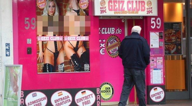 A nyomor elől futnak a magyar szexmunkások