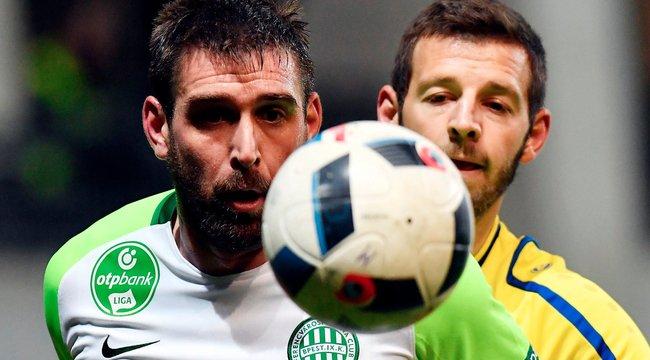 Brazilokkal törne a bajnoki címre a Puskás FC