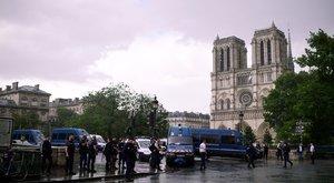 Magyar szemtanú a Notre Dame-nál történt lövöldözésről: Nagyon megijedtem