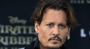 Johnny Depp fél a nőktől, legalábbis egy fajtától