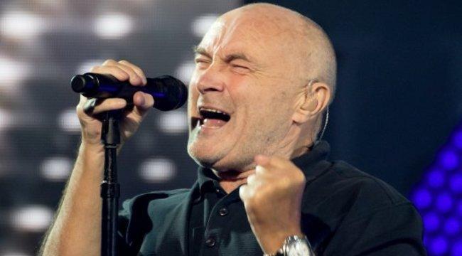 Kórházba került Phil Collins