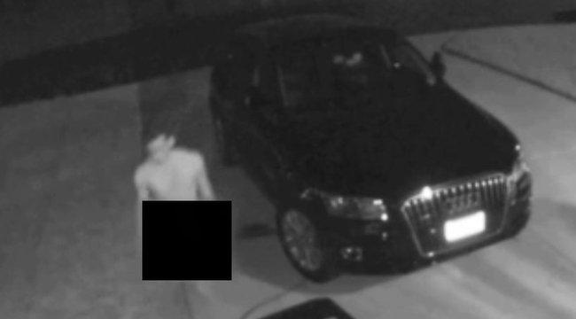 Kamera buktatta le a pucér betörőt - videó