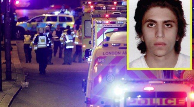 Ezekkel a fegyverekkel gyilkoltak a londoni terroristák - fotó