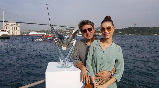 Pompa és karrier: így él Csősz Bogi Isztambulban