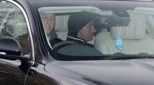 Kiröhögik Mourinhót, a háta mögött Miss Daisynek nevezik