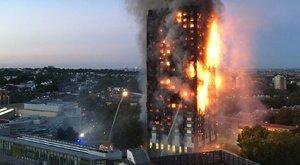 Már 12 halálos áldozata van a londoni toronyháztűznek