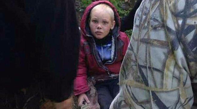 Túlélte: 5 napra elveszett a 4 éves a vadonban, azt hitték, apja ölte meg