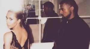 Atyaég! Majdnem egy előnytelen kép került fel Kim Kardashian Instájára