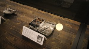 Megnézheti az ebédet, amit egy atombomba miatt hagytak félbe