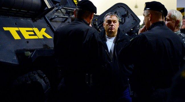 Merénylők akarták kirabolni Orbánt?