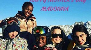 Apának érzi magát Madonna