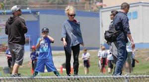 Fiaiért küzd Britney Spears exe