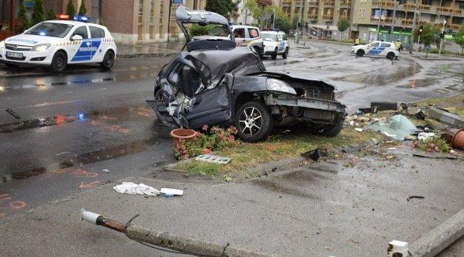 Buliból tartottak hazaa halálkocsi áldozatai