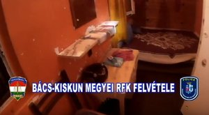 Bordélyházat számoltak fel Sükösdön - videó