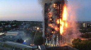 Emiatt kellett több ezer embert kilakoltatni az életveszélyes toronyházakból Londonban