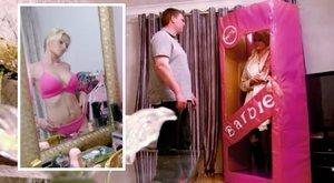 Élő Barbie: 35 millióból még életnagyságú játékdobozra is futotta
