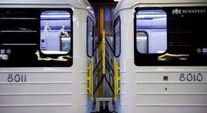 Szerelvényenként napi hétmilliót kaphatnánk a kiállított metrók miatt