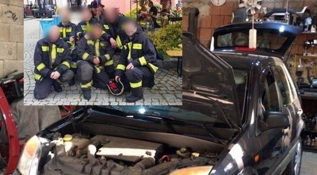 Egy V. kerületi tűzoltó volt a bandavezér