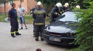Felháborító: tűzoltók szabadították ki a kocsiba zárt kutyákat a XI. kerületben