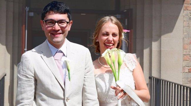 Ilyen menü nem volt még esküvőn