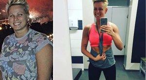 Brutális változás: 30 kilót fogyott a Rising Star tehetsége