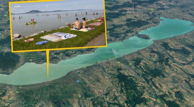 Holttestek a Balatonban: 100 méterre egymástól találtak a két nőre