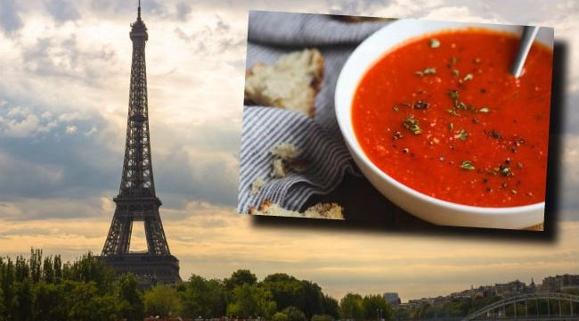 Anyu kiruccant pasizni Párizsba - a gyerekeknek csak némi levest hagyott