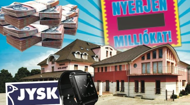 Milliomossá válhat a Bors Milliós nyarán