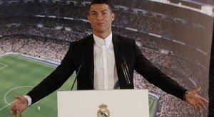 Ennyit keres egyetlen instás posztjával Ronaldo