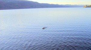 Ismét megmutatta magát a Loch Ness-i szörny - fotó