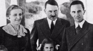 Hitler ápolónője lekevert egy pofont Goebbels fiának