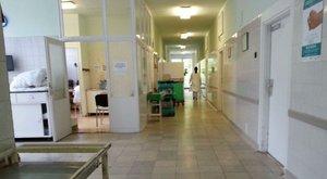 Tűz volt a Szent Margit Kórházban