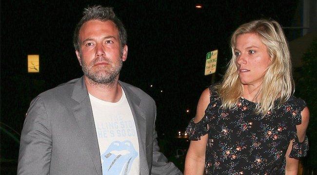 Jennifer Garner elfogadta Ben Affleck új nőjét - fotó