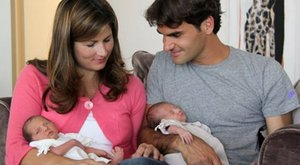 Federer pályafutása az asszony kezében van