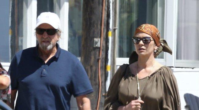Rá sem ismerni Catherine Zeta-Jonesra
