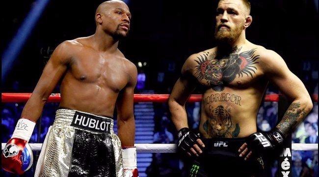 McGregor beszólt, és negyedik menetes kivégzést jósolt Mayweathernek