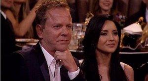 Éveken át titkolta Kiefer Sutherland, ki a párja