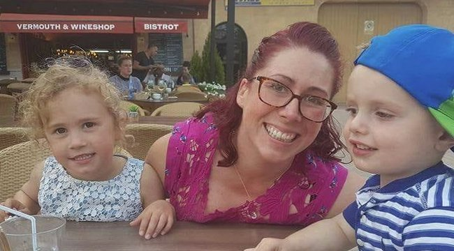 Öt elvesztett baba után egyszerre kapott csodálatos és tragikus hírt az anya