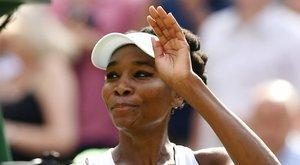 Jehova segíti az elnyűhetetlen Venus Williamset