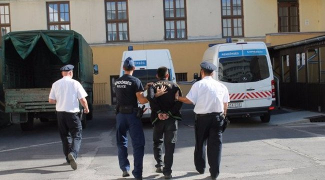 4 napos hajtóvadászat után elfogták a tiszalöki vérengzőt