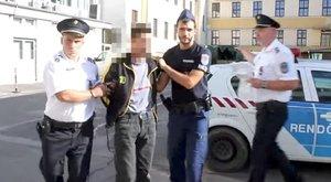 Kiderült, hol rejtőzött a három gyereket és anyjukat megkéselő tiszalöki férfi