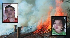 Édesapja karjaiban halt meg Jázminka, egy rokon gyújtotta rájuk a házat