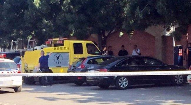 Bréking: Lövöldözés tört ki Siófokon