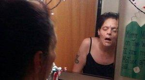 Így néz ki az ember, amikor az élete a heroin kezében van